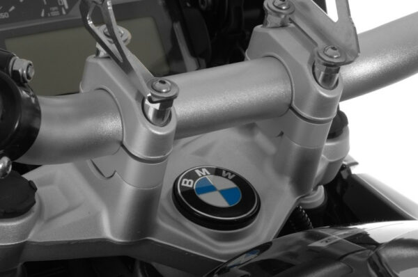 Touratech Handlebar Riser 15mm Type 36, BMW R1200GS LC From 2013, R1200GS Adventure LC From 2014